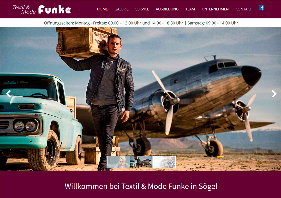 Textil & Mode Funke